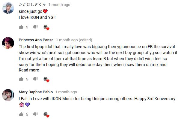 iKON 3rd Anniversary | The Reason Why iKONIC loves iKON - iKON Updates