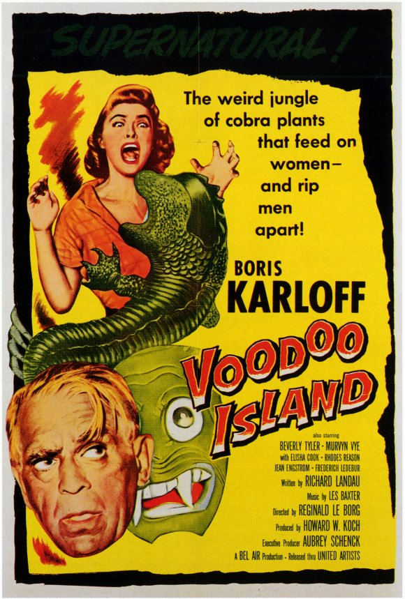 VOODOO HORRORS FROM CLASSIC CINEMA, Part II | Forces of Geek