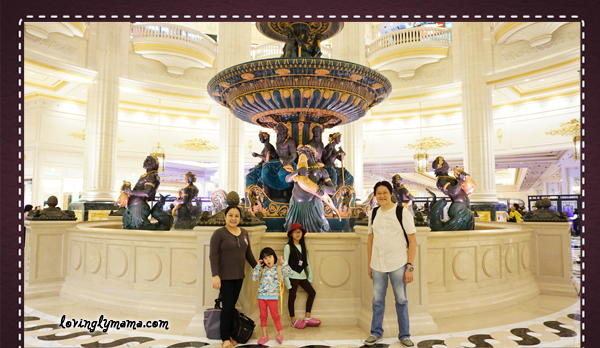 DIY Hong Kong Tour Itinerary - Hong Kong family tour - visit Hong Kong - Macau attractions - Parisan Macao