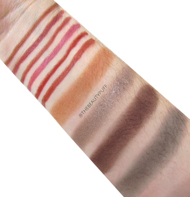 merle norman fall 2016 swatches - the beauty puff