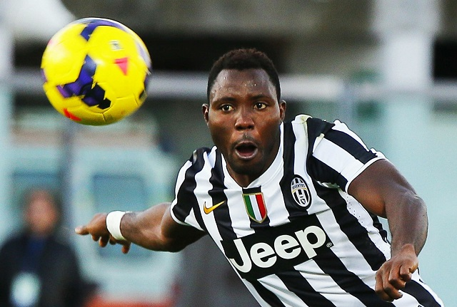 Chelsea reach agreement with Juventus over Kwadwo Asamoah
