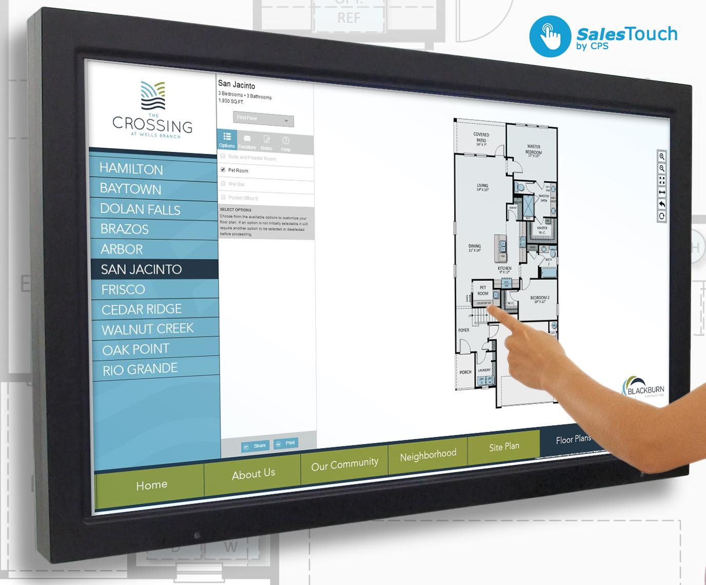 Homebuilder Software | Computer Presentation Systems