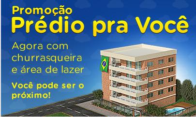 promoção-Prédio Pra Você Magazine Luiza