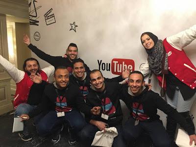 إيفنت اليوتيوب - Event YouTube - يوم مبدعى المحتوى #YTCreatorDay