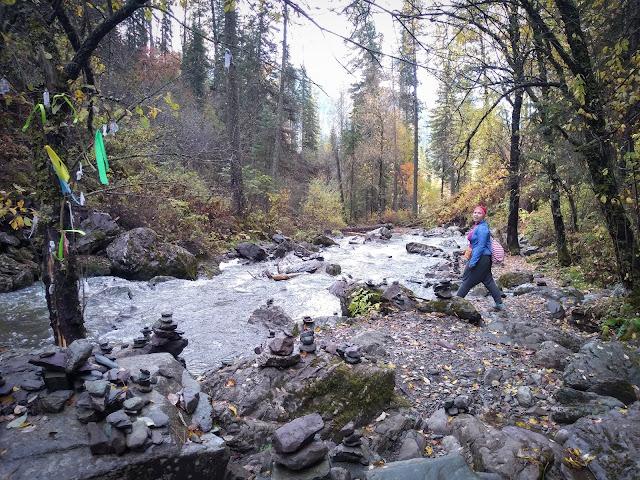 Trek, Artybash, Altai