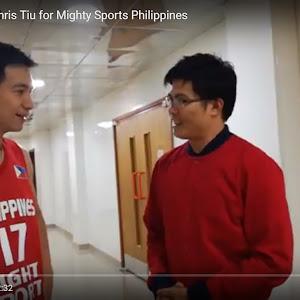 Conversation with Chris Tiu for Mig.