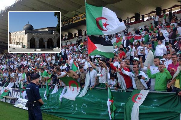 قدماء لاعبي دولة فلسطين في زيارة لبلدية تلعصة