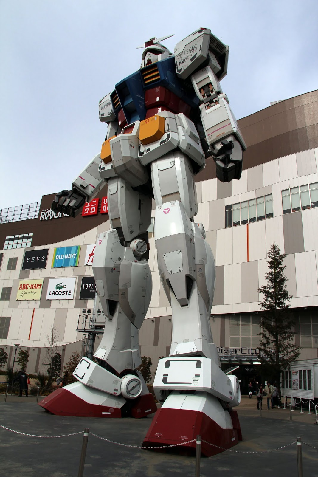 Tokyo Excess Tokyo 2013 Trip Highlights Day 1 Giant