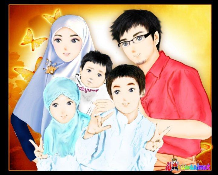 Do'a Untuk Ayah dan Ibuku | Arti Penting Keluarga