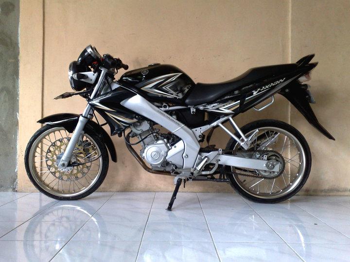 Kumpulan 77 Modifikasi Motor Yamaha Vixion Tahun 2008 Terbaru Dan