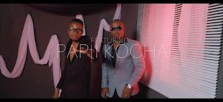 Video Melody Mbassa ft Papii Kocha - Upepo Mp4 Download
