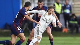 Eibar vs Real Madrid 3-0 Video Gol & Highlights - La Liga Spanyol