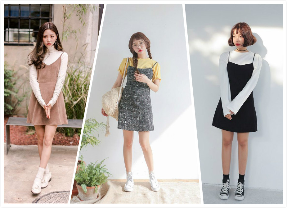 Korean summer clothing