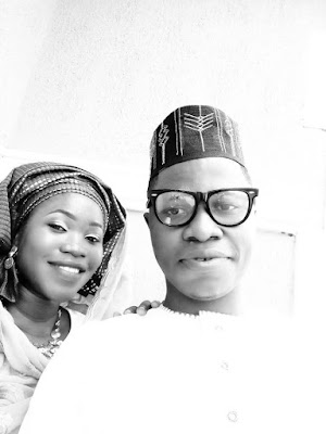 Happy One Year Wedding Anniversary To Blogger Jide Ogunsanya After Celebrating His Daughter Muizza As She Marks 4 Months Old