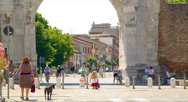 Roteiro de apenas 2 dias em Rimini na Itália