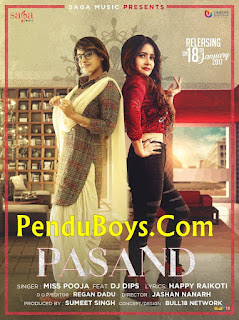 Pasand Miss Pooja Download punjabi mp3 Full Song