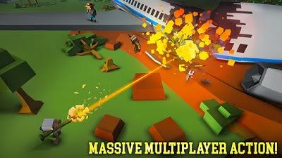 Grand Battle Royale: Pixel War Mod Apk v3.0.1 (Unlimited Money)