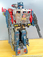 Transformers Super-God Masterforce: God Ginrai