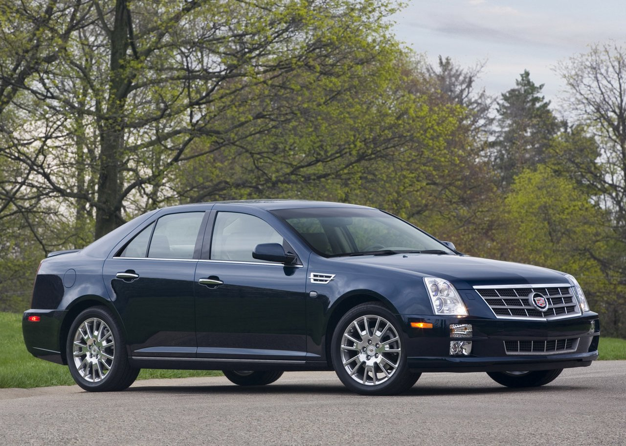 New Cars By Cadillac Type Sts