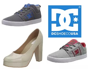Amazing Deal: Original DC Shoes (American Brand) – Flat 65% OFF @ Amazon