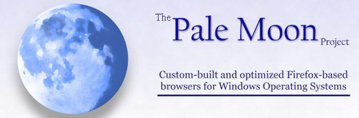 Download Pale Moon 8.0 (Internet Browser)
