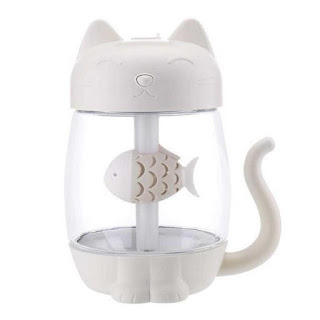 Humidifier Cute Cat Air
