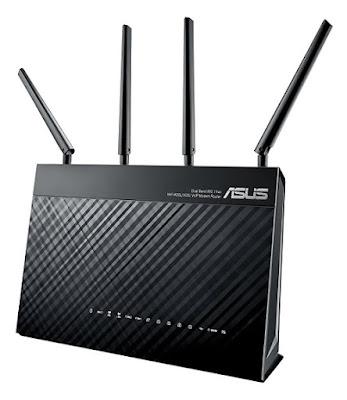 Asus DSL-AC87VG Firmware Download