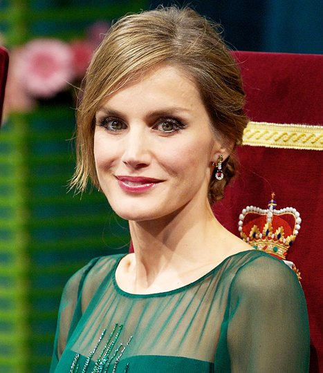Queen Letizia celebrates her 43rd birthday on 15 September. Queen Letizia of Spain (Letizia Ortiz Rocasolano)