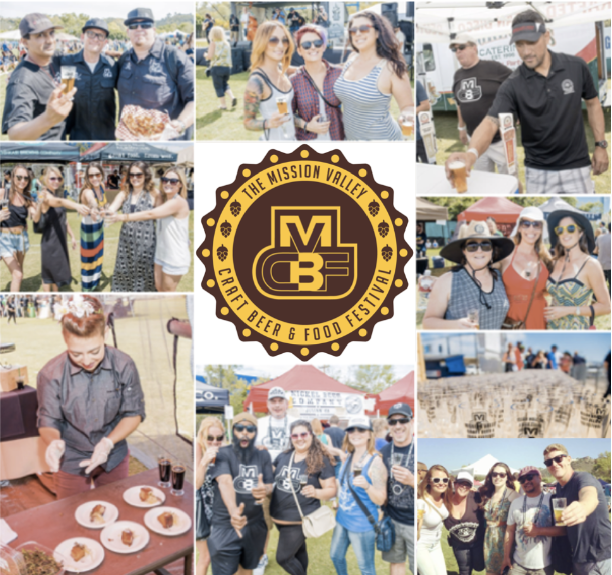 Save on passes & Enter to win VIP tickets to the Mission Valley Craft Beer & Food Festival