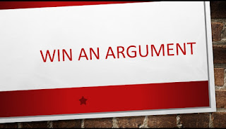 Win an argument