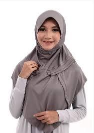 Model Jilbab Robbani Modern Untuk Sekolah Terbaru