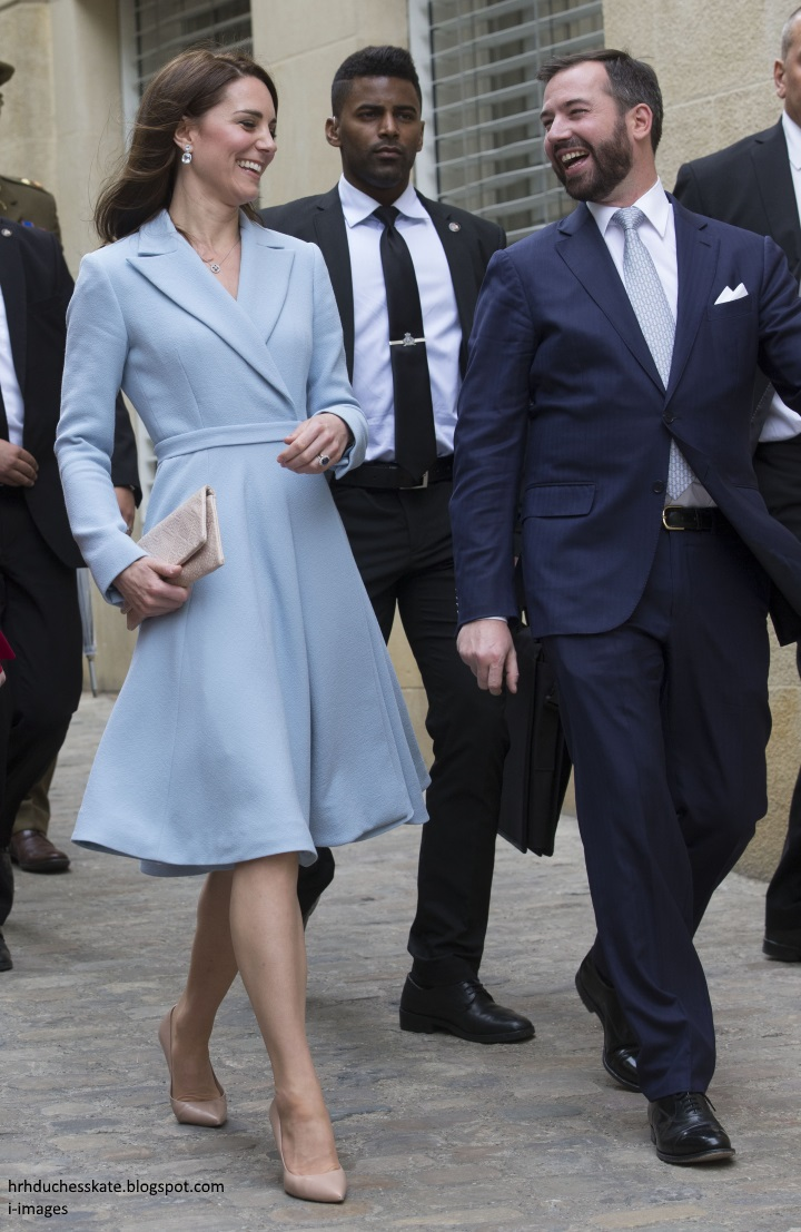 Duchess Kate: Year in Review 2017, Part 1: A Brexit Charm Offensive