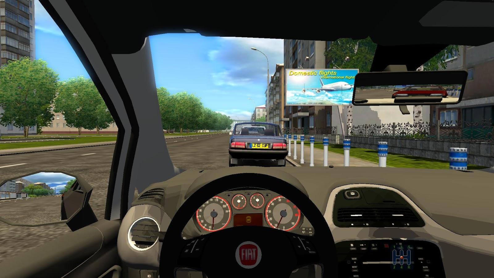 Realistic Driving Free Simulator Online