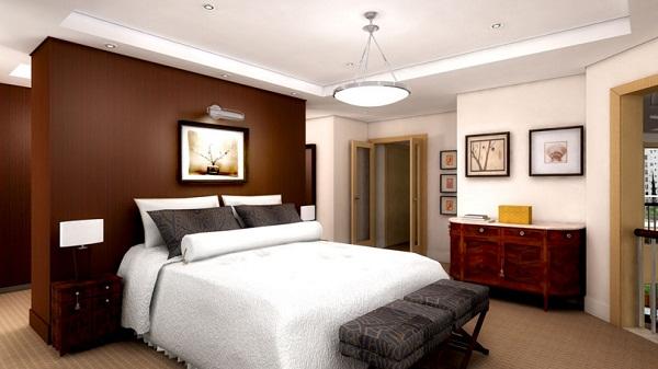 Model Desain Kamar Tidur Rumah Minimalis Terbaru Type  Model Desain Kamar Tidur Rumah Minimalis Terbaru Type 45