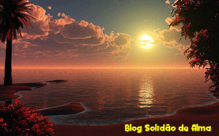 Eu Descobri Que A Solidão é O Grande Lua: Solidão De Alma: AMOR PERDIDO