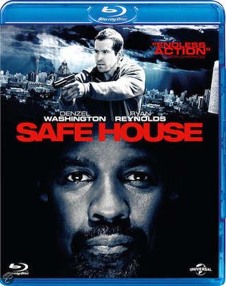 Safe House 2012 Dual Audio Hindi BluRay Download