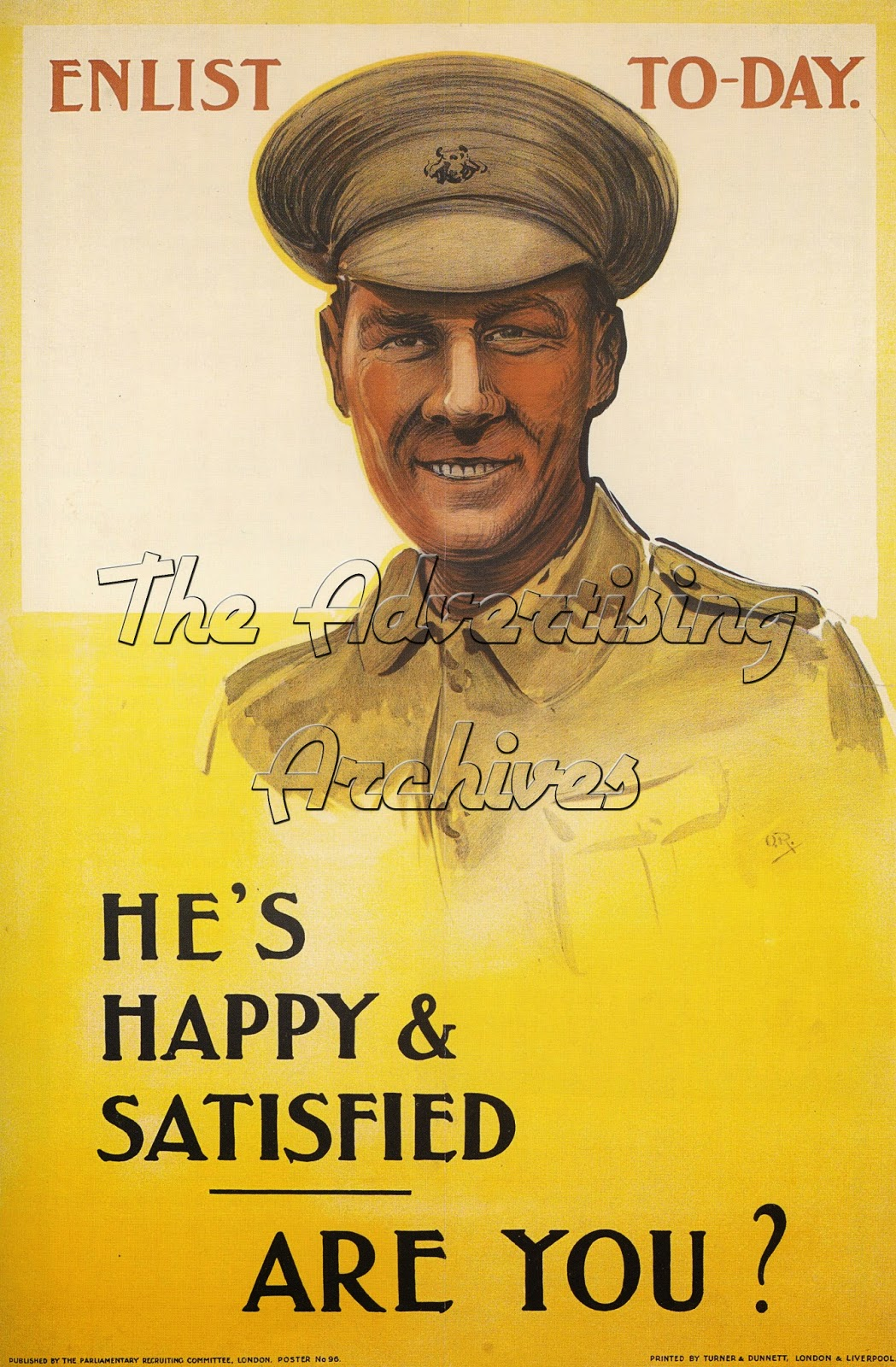 The Advertising Archives Ww1 Centenary