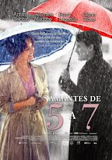 pelicula Amantes de 5 a 7 (5 to 7) (2014)