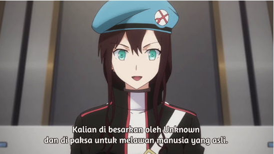 Download Anime Qualidea Code Episode 10 [Subtitle Indonesia]