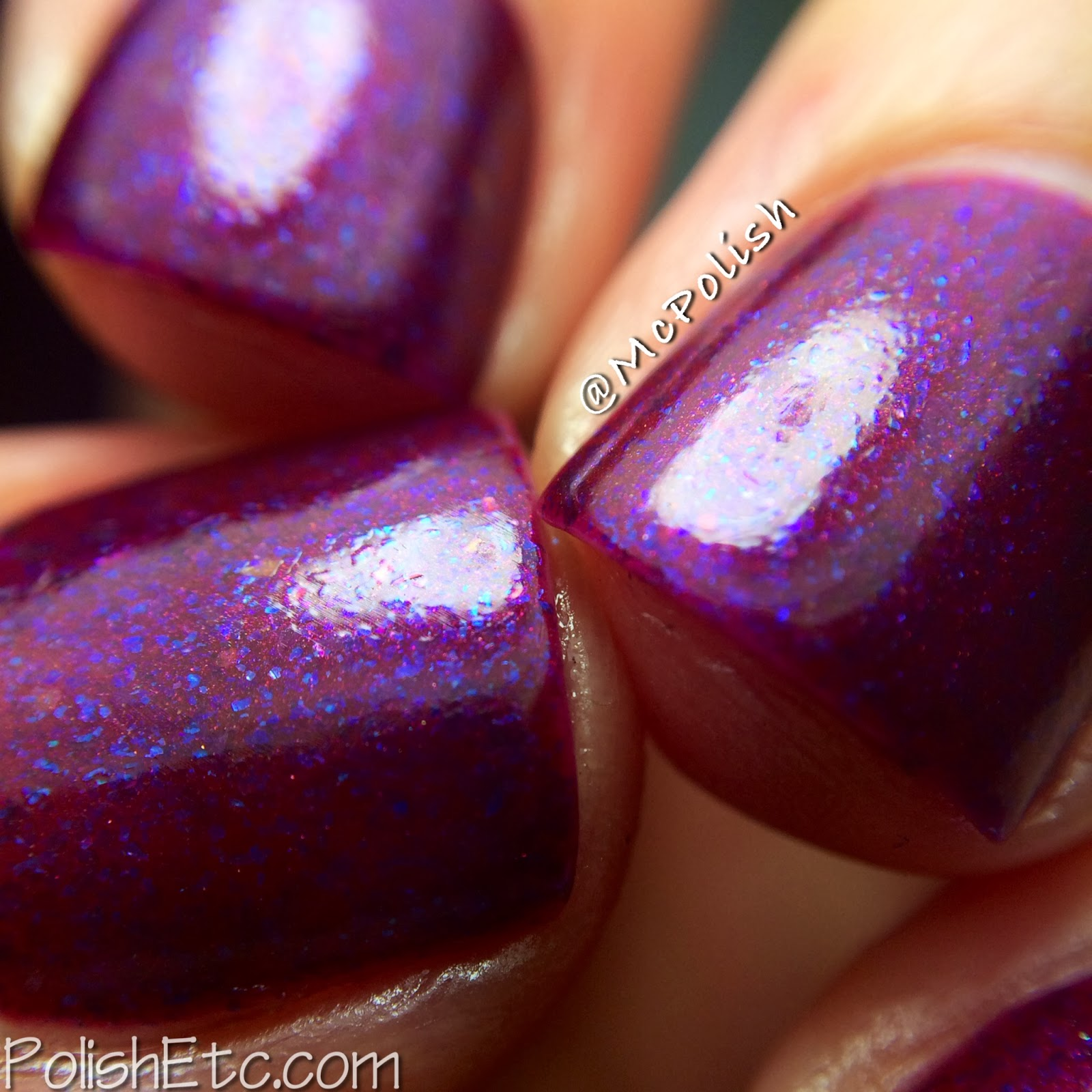 Freak Show Polish Ladies of the Night Can-Can Macro