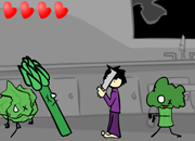 Attack of the Zombic Vegie