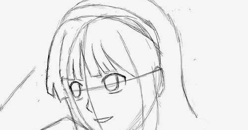 Cara Menggambar Anime Perempuan Untuk Pemula Anime Wallpapers