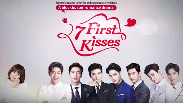 Download Web Drama Seven First Kisses Subtitle Indonesia