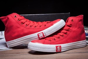 UNBOXING! Converse All Star Undefeated BNIB Maroon