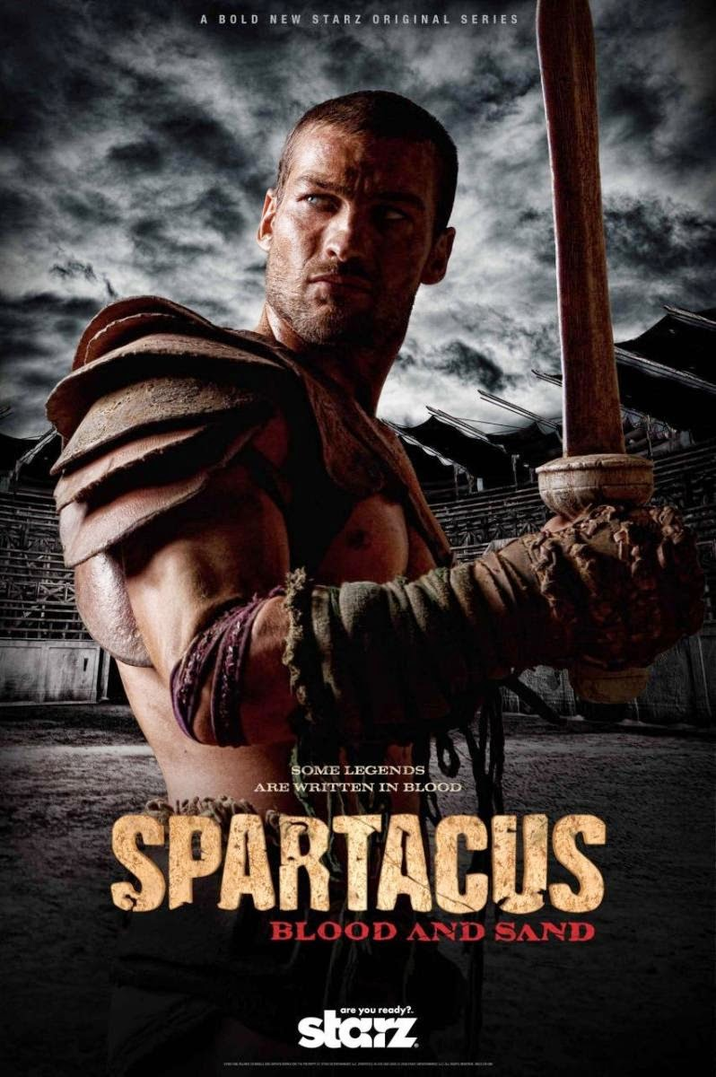 spartacus series download torrent