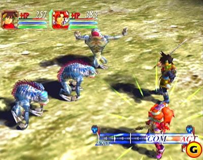 Grandia 2 (PS2) 2002