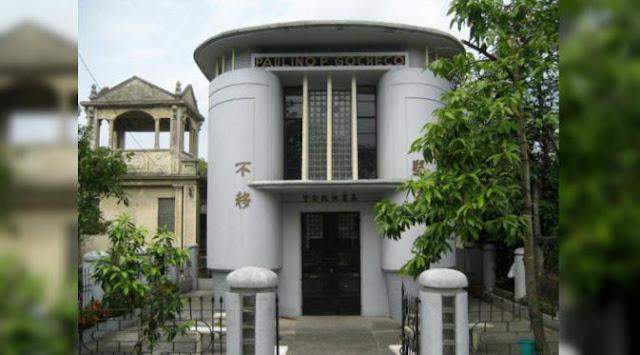 Makam Rumah Mewah