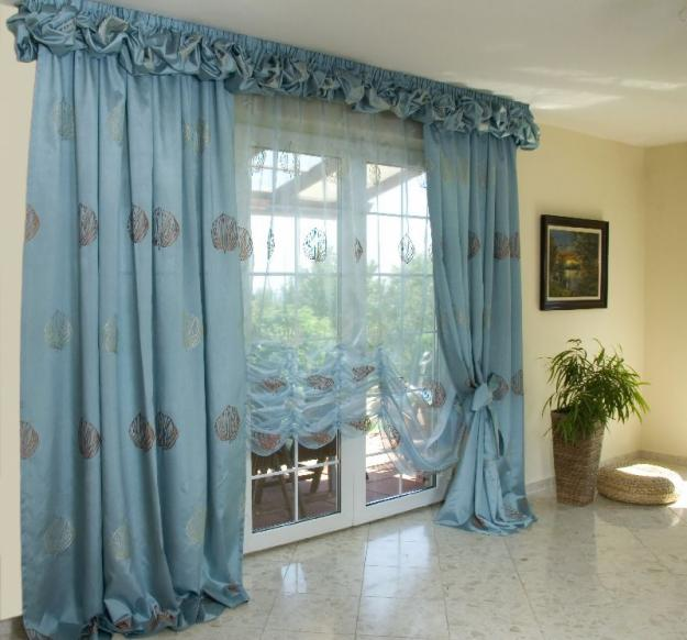 idee tende salotto e tendaggi moderni per la casa - Tende Da Soggiorno Moderno 2