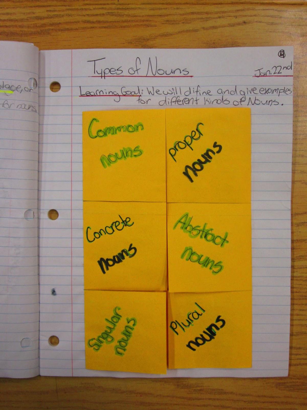 Runde S Room Grammar Talk Tuesdays Nouns And Grammar