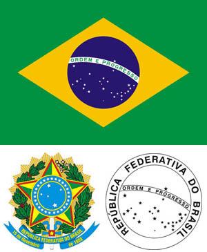 Símbolos Nacionais do Brasil